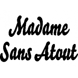 Madame Sans Atout book folding