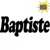 Pliage de livre Baptiste
