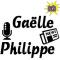 Pliage de livre Gaëlle & Philippe