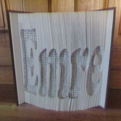 Emre folded book