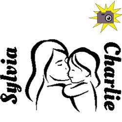 Pliage de livre mère-fille Sylvia-Charlie