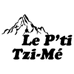 Le P'ti Tzi-Mé folded book