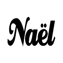 Pliage de livre prénom Naël