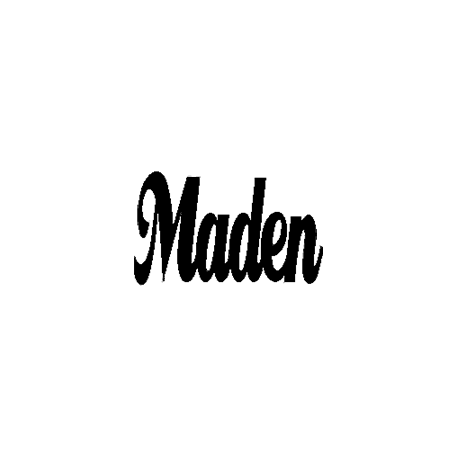 Maden folded book