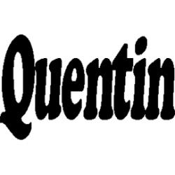 Pliage de livre Quentin
