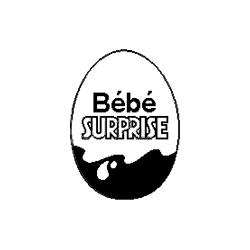 Pliage de livre Bébé surprise (oeuf Kinder)
