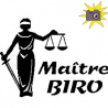 Pliage de livre maître BIRO - avocat