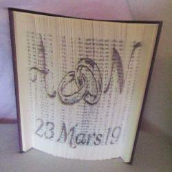 Pliage de livre A-N 23 Mars 19