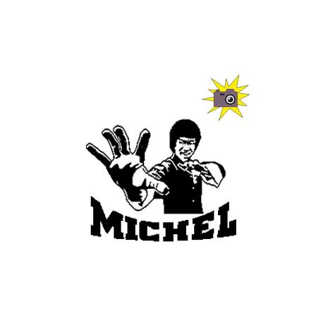 Pliage de livre Bruce Lee - Michel
