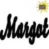 Pliage de livre prénom Margot