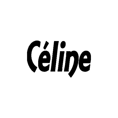Céline folded book