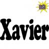 Pliage de livre Xavier