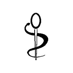 Pliage de livre caducée infirmier(ère)