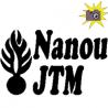 Pliage de livre Nanou JTM décor grenade gendarmerie