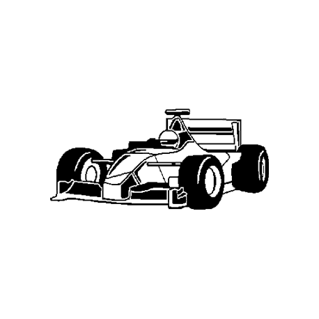 Pliage de livre Formule 1