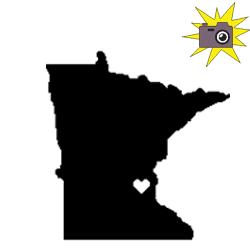 Pliage de livre comté d'Anoka / Minnesota