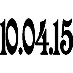 """Date """"10.04.15"""""""
