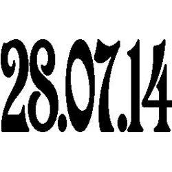 """Date """"28.07.14"""""""
