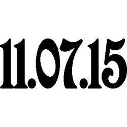 """Date """"11.07.15"""""""