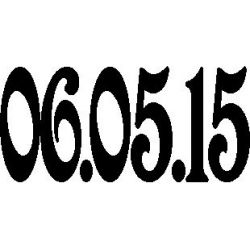 """Date """"06.05.15"""""""