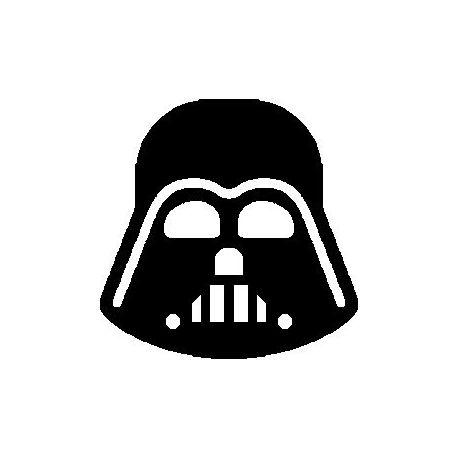 Darth Vader folded book pattern