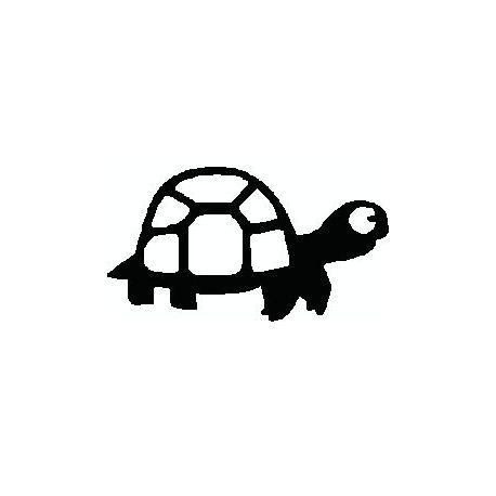 Patron livre plié tortue