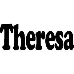 Pliage de livre Theresa
