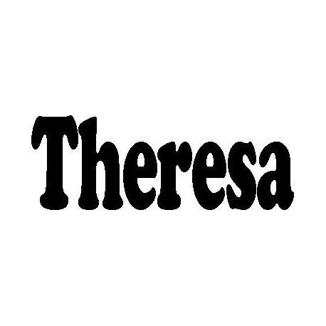 """Patron livre plié """"Theresa"""""""