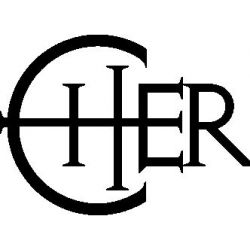 Cher logo folded book