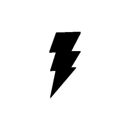 Patron livre plié logo capitaine Marvel