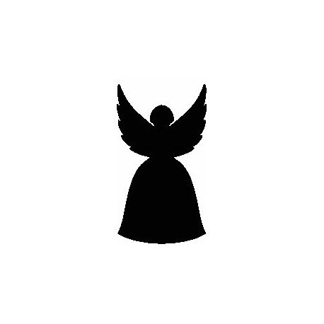 Patron livre plié ange