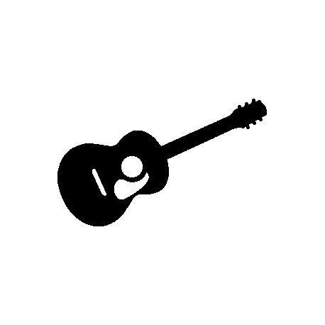Patron livre plié guitare n°1
