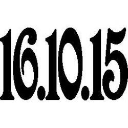 """Date """"16.10.15"""""""