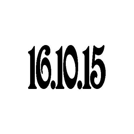 16.10.15 date folded book pattern