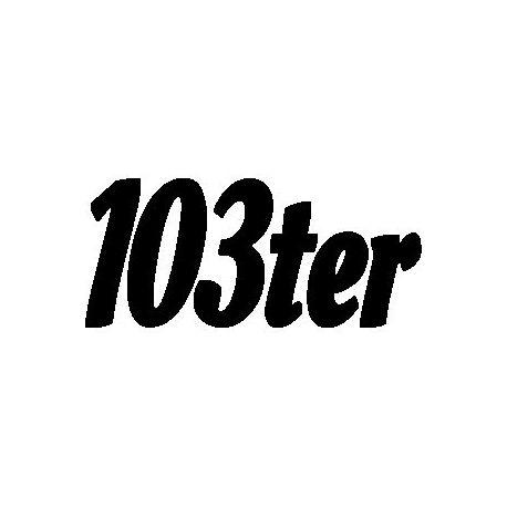 Patron livre plié sur mesure 103ter