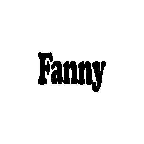 """Patron livre plié sur mesure """"Fanny"""""""