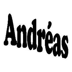 Pliage de livre Andréas