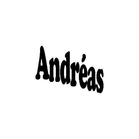 Patron livre plié sur mesure Andréas