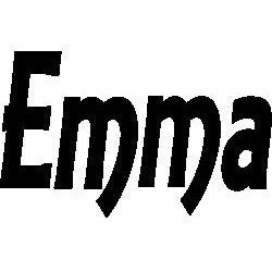 Custom folded book pattern Emma