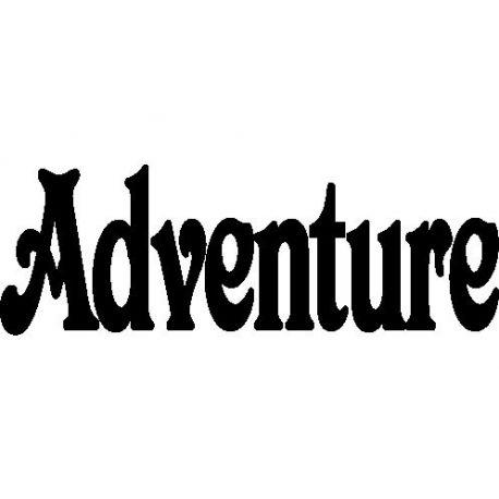 Patron livre plié sur mesure Adventure