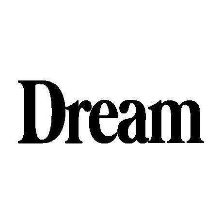 Custom folded book pattern Dream
