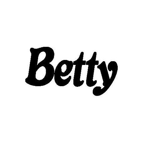 Betty folded book pattern
