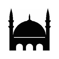 Patron livre plié mosquée