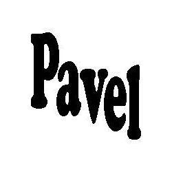 Patron livre plié Pavel