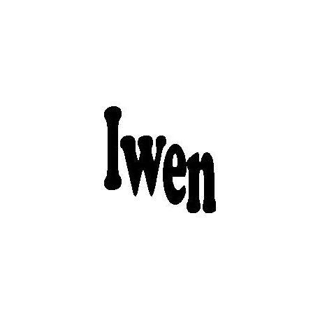 Patron livre plié Iwen