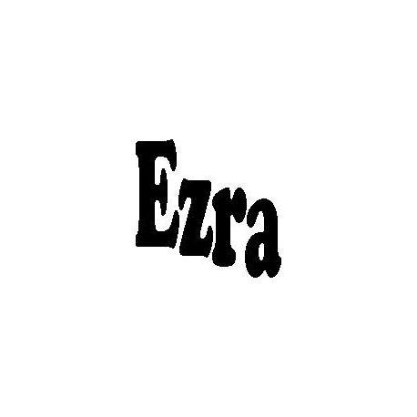 Patron livre plié Ezra