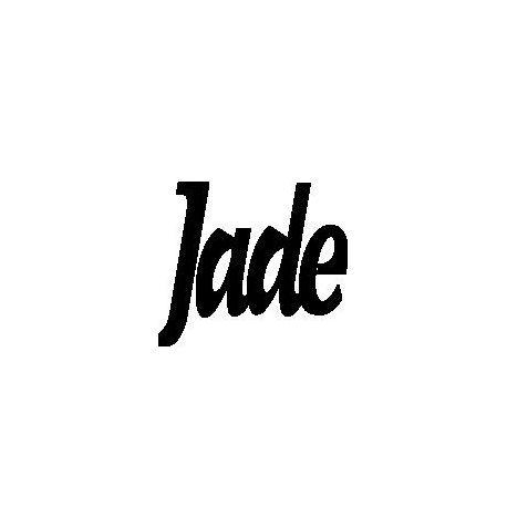 Jade folded book pattern