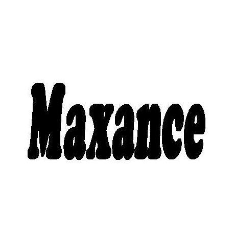 Maxance folded book pattern