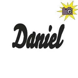 Pliage de livre Daniel