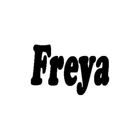 Patron livre plié Freya